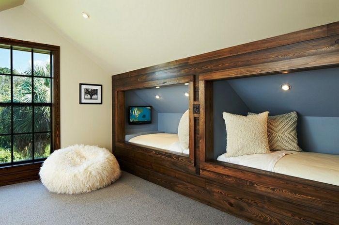 unique homemade furniture ideas Cool loft beds, Bunk bed