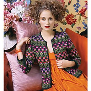 Floral Jacket VK S/S 2008