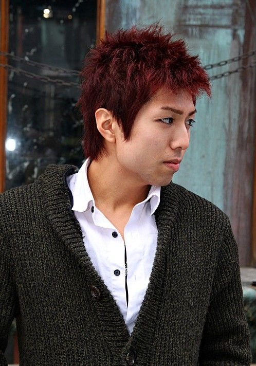 Cool Korean And Japanese Hairstyles For Asian Guys 2018 Mens