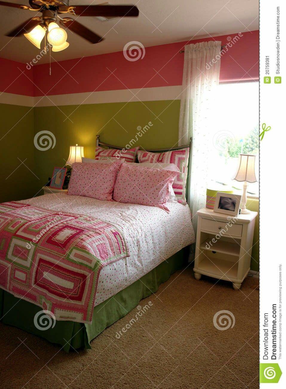 meisjes slaapkamer | meisjes slaapkamer | pinterest, Deco ideeën