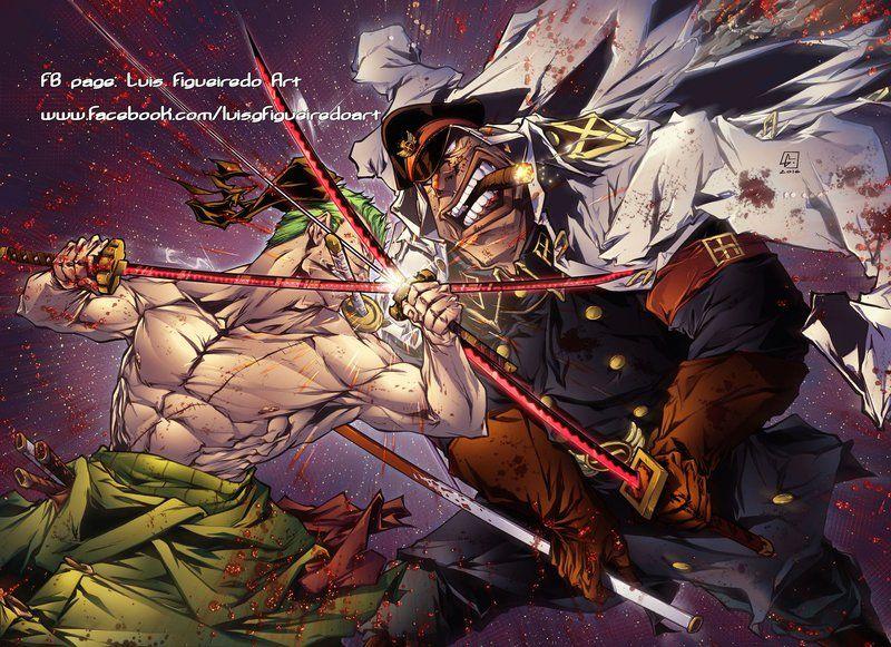 One Piece, Zoro, Shiliew