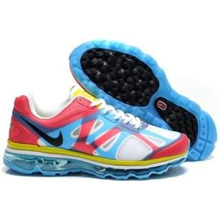 Nike Air Max 2012 Pink Blue White D12027