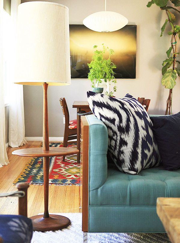 Emily Henderson lamp is perfection For the Home Pinterest - welche farbe für wohnzimmer
