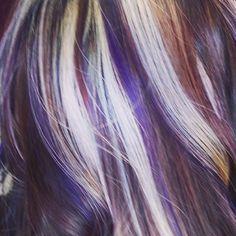 Brown blonde and purple hair google search hair pinterest brown blonde and purple hair google search pmusecretfo Choice Image