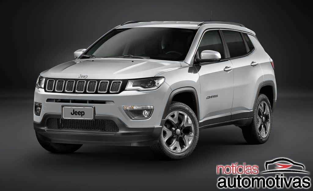 Jeep Compass 2019 Chega Com Novidades A Partir De R 111 990 O Jeep Compass 2019 Chega Com Algumas No Ford E Esportes