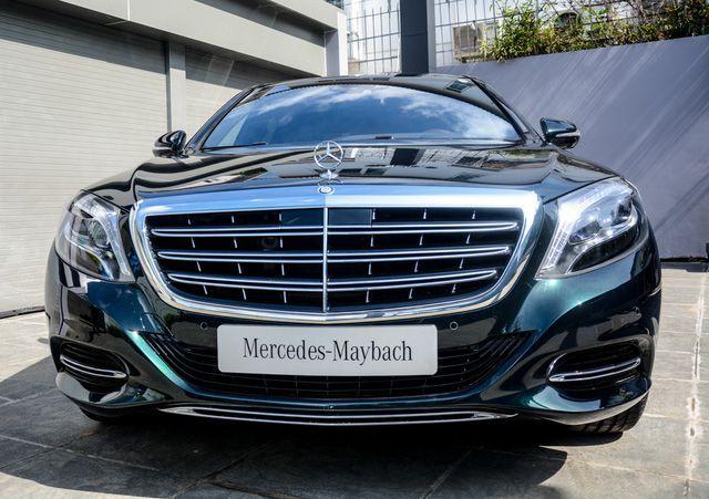Mercedes-Maybach S400 4Matic xe siêu sang nhưng giá chỉ bằng xe sang