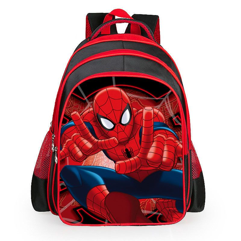 Bag · 3D Printing Kids Bags Children Backpack Spiderman Boy Schoolbag  Children Quality School ... 00171e20e78e6