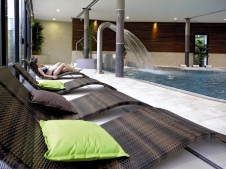 Campers relax at the 5-star Spa at L'Escale St Gilles... find out how it links to the Practical Caravan European Reader Rally in Sept 2013!