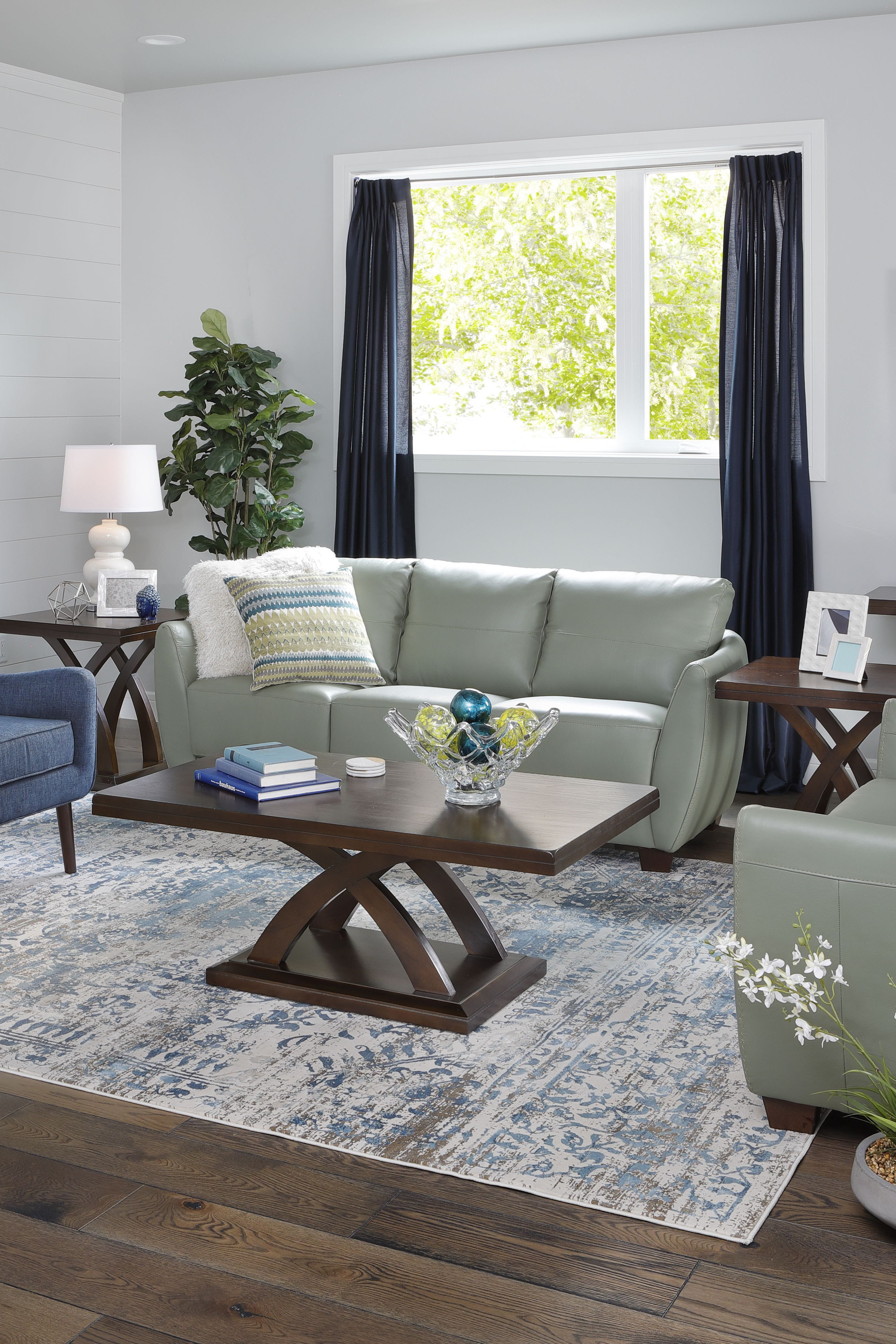 Dylan Sofa Is Mid Century Modern Charm At Its Finest With Its Retro Design In Sleek Top Grain Leather Complete You Rowe Furniture Green Leather Sofa Furniture