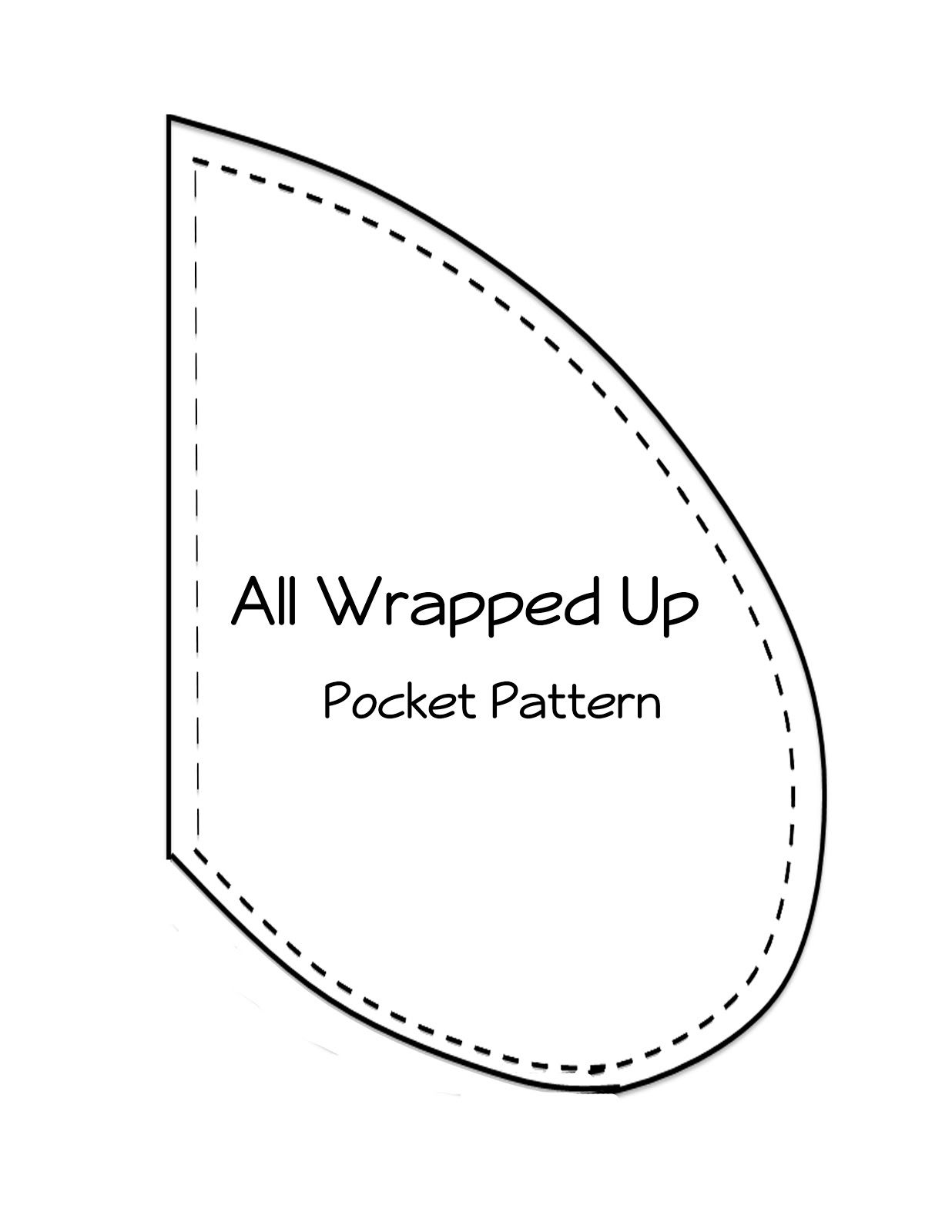 picture about Pocket Pattern Printable called pocket habit printable - Google Appear Toward Sew or Not in the direction of