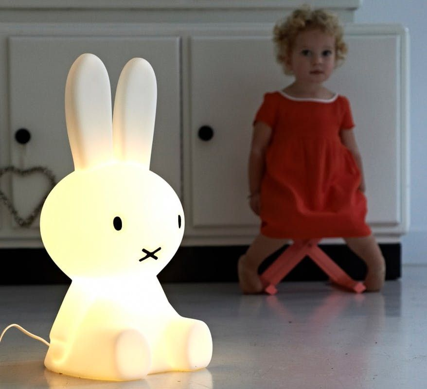 25 Lampes Pour Chambres D Enfants Lampe Miffy Lampe Lapin Miffy