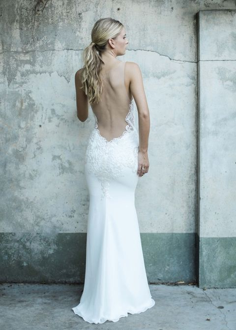Made With Love Wedding Dresses for the Boho Bride | Pinterest ...