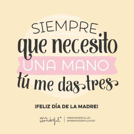 Frases Para Un Feliz Día De La Madre Frasesdiadelamadre