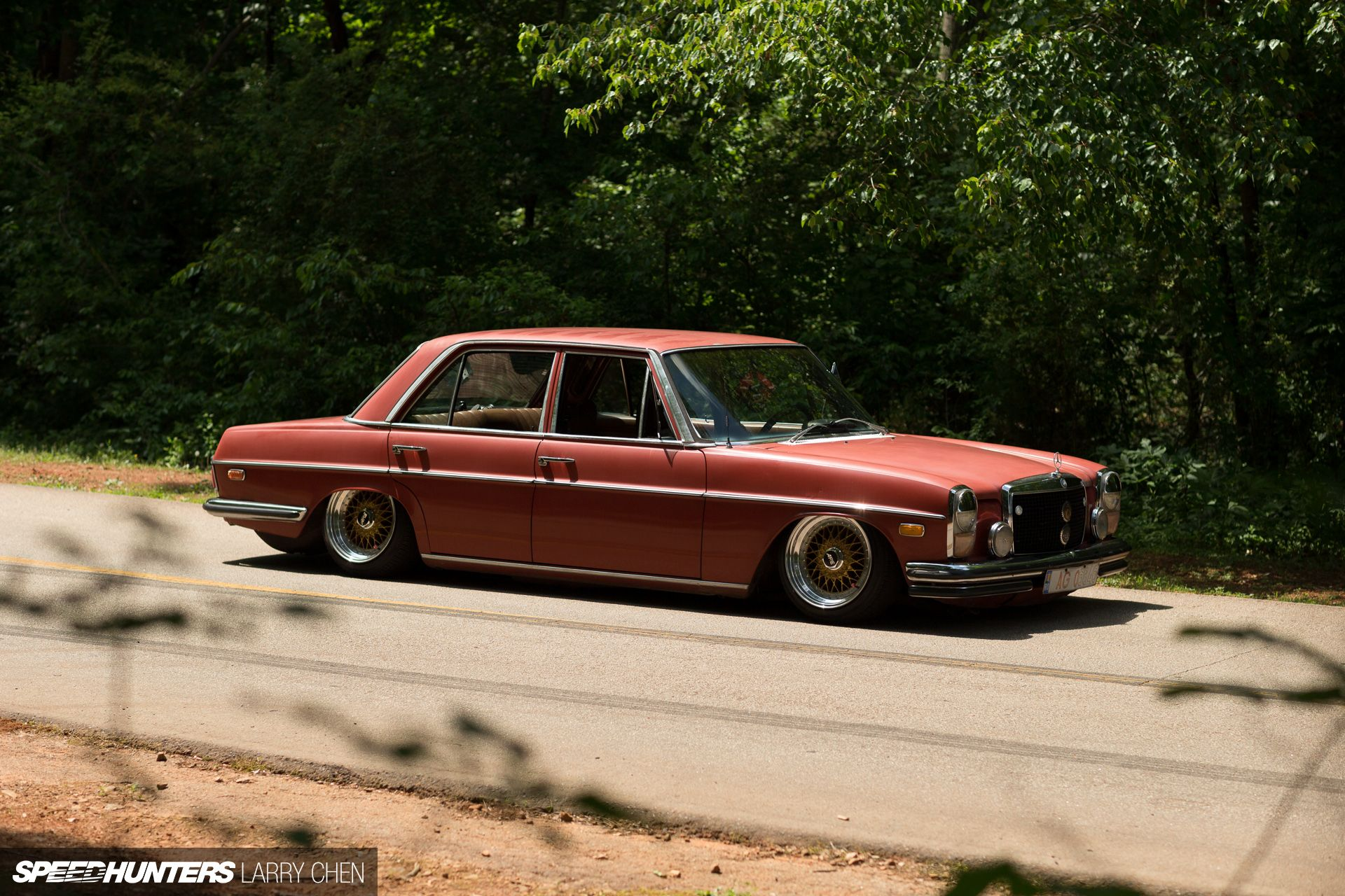 What Were You Thinking A Vintage Benz Adventure