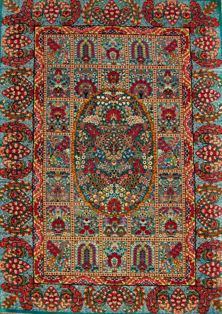 Pin di Intrade di Gabriele Bezzoli su tappeti persiani nel