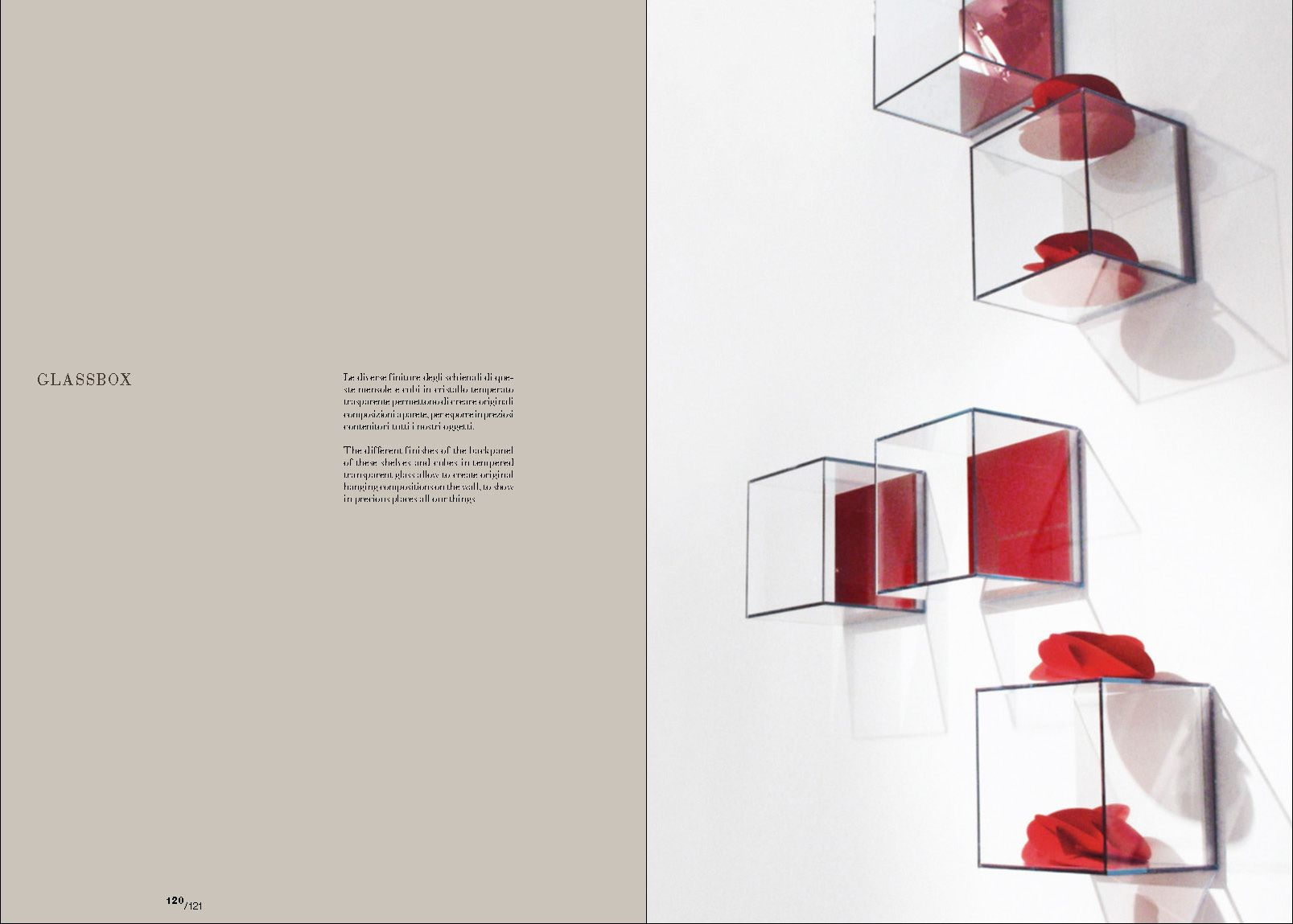Brera Is An Elegant Bookcase With Long Horizontal Shelves Which Are Stopped  In A Seemingly Random Way By Some Vertical Elements, Which Have Both A
