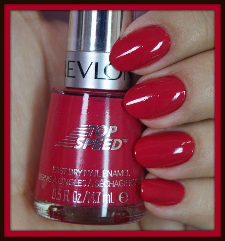 Revlon Top Speed - 210 Jelly | My polish stash | Pinterest | Tops ...