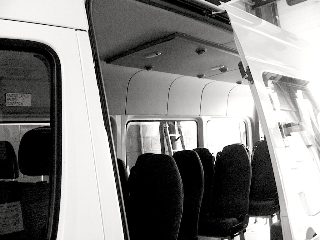 Minibuses Air Conditioning Service & Repair 020 8991