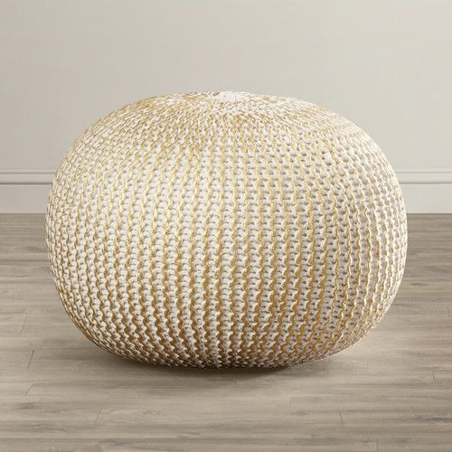 Found It At Joss Main Knowlton Pouf With Images Ottoman
