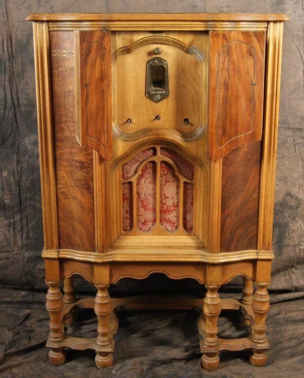 41 Vintage Walnut 20 S General Electric Tube Radio