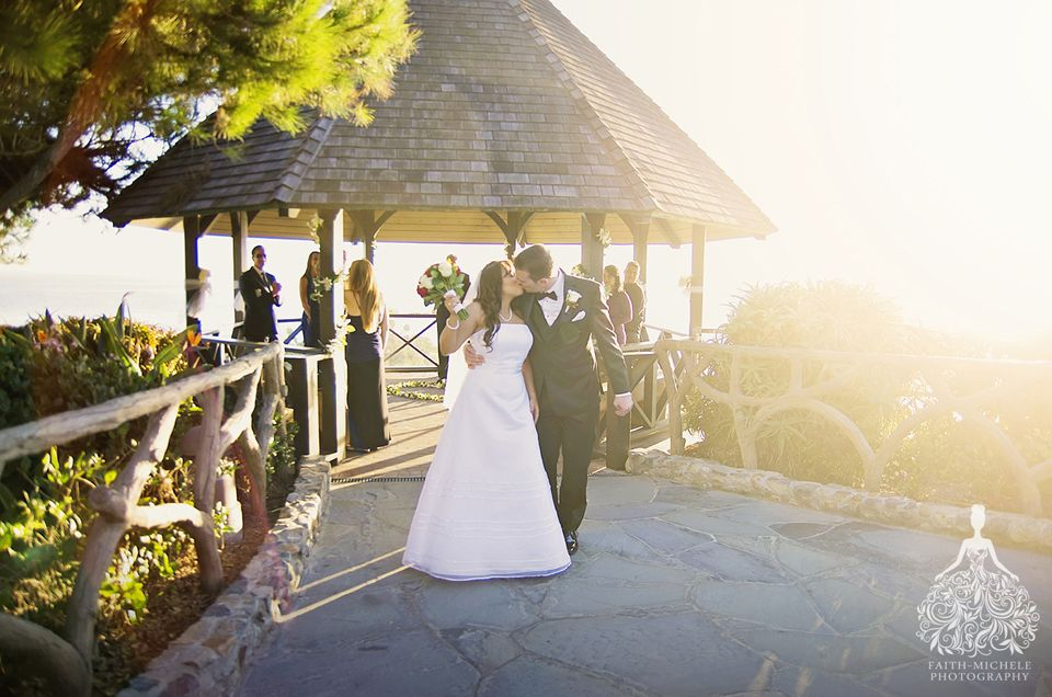 Yolanda Jeff At Heisler Park Laguna Beach Ca Los Angeles Elopement And Courthouse Wedding Photographer