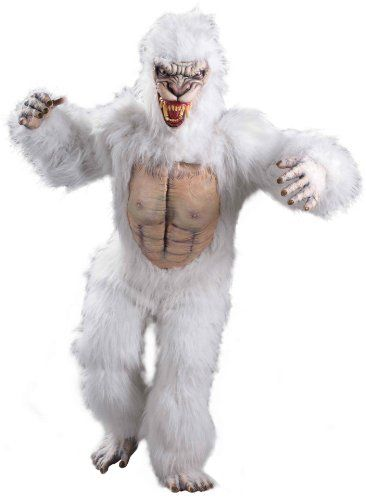 One Size Forum Larger Than Life Snow #Beast #Costume  sc 1 st  Pinterest & One Size Forum Larger Than Life Snow #Beast #Costume   BigFoot ...