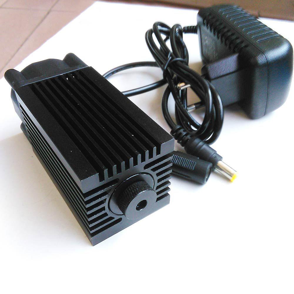 2500mw Blue Laser Head 2 5w 450nm Diy Laser Machine Parts Laser
