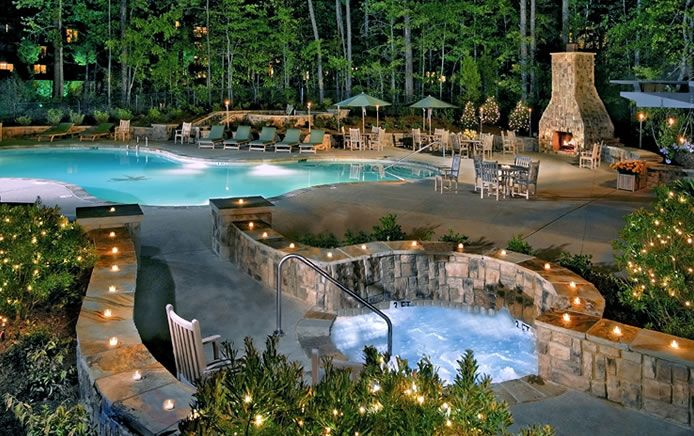 The Lodge Spa Callaway Gardens Pine Mountain Adventure And Family Hotels Georgia Marriott