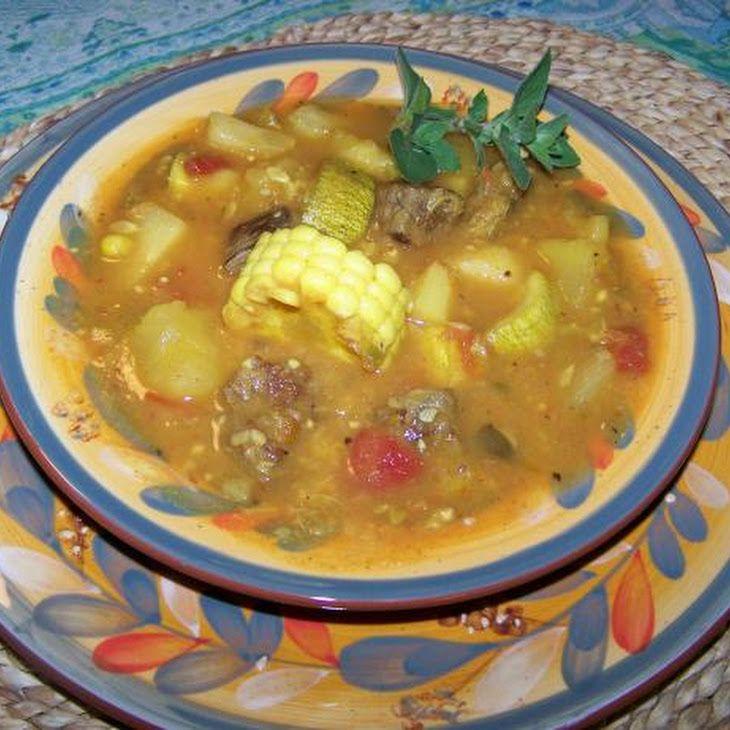 Photo of Carbonada Criolla – Argentina Meat, Veg, Fruit Stew Recipe   Yumm