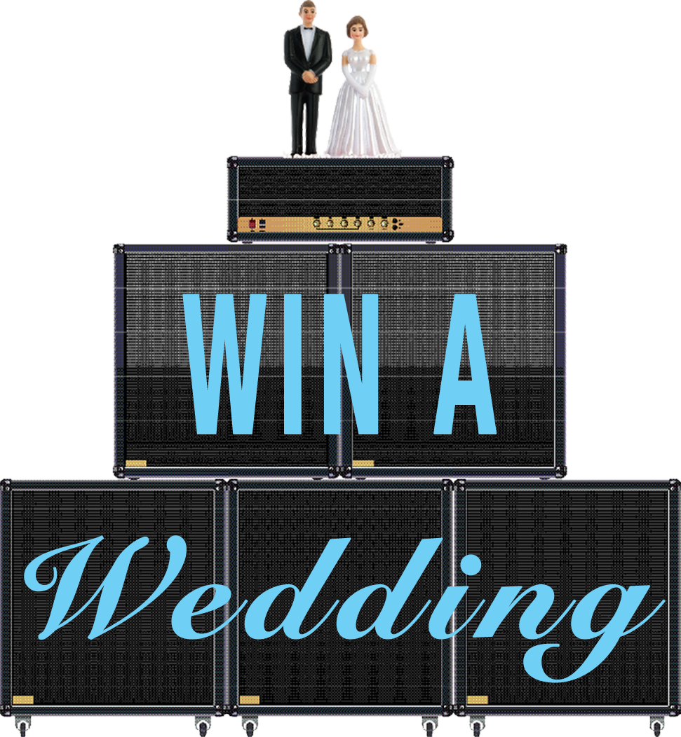 Get married at the Bradenton Blues Festival this December 5th, 2015! Enter to for a chance to win!