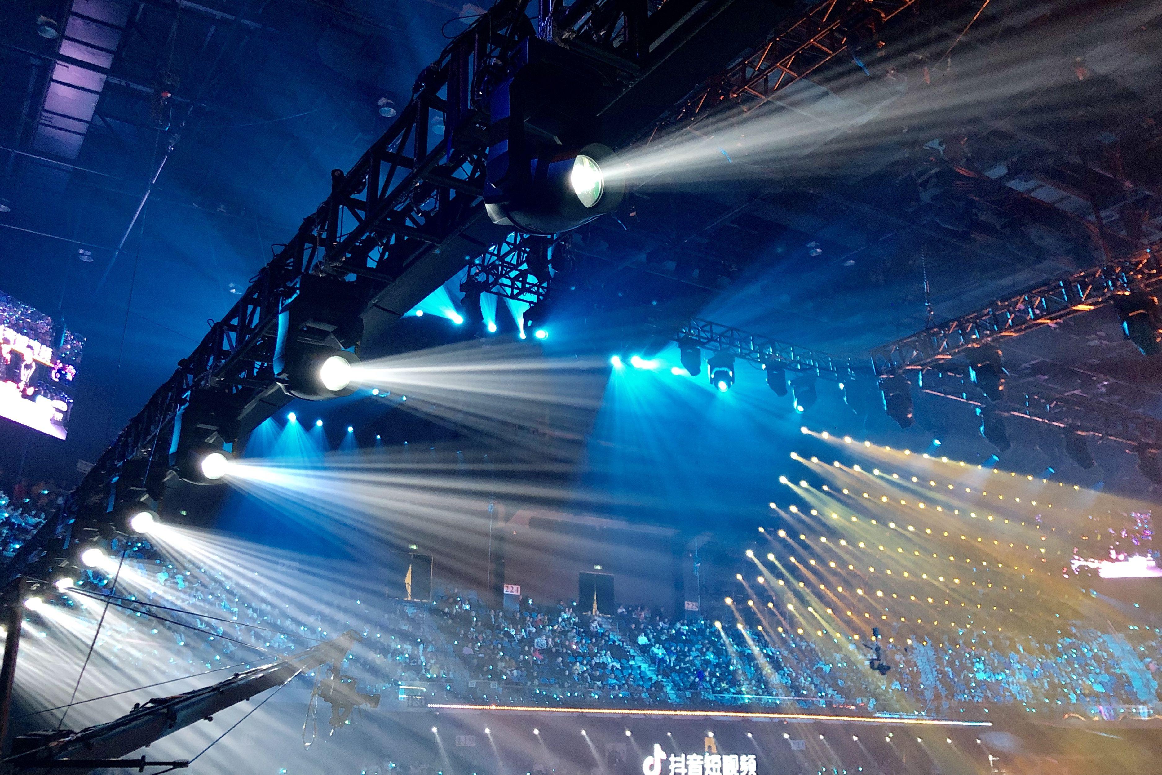 Pin by ACME Lighting on JiangSu TV New Year Countdown Live