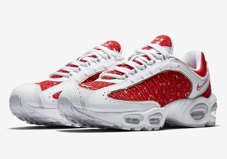 nike air max tailwind 4 rouge