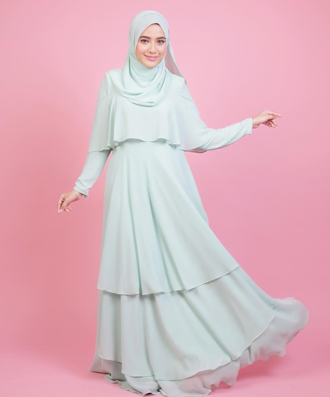 Único Vestido De Novia Muslimah Friso - Colección de Vestidos de ...