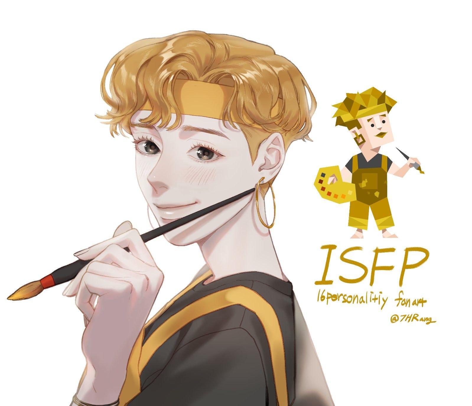 ISFP Fanart ~ 7HRang