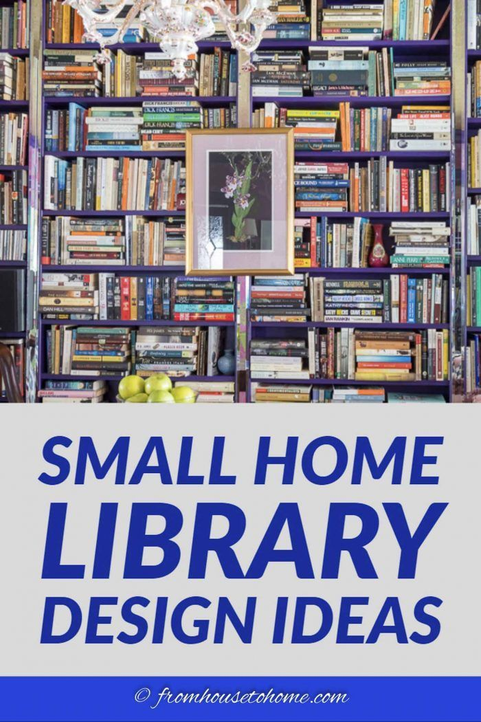 Small Library Room Decorating Ideas: Cozy Reading Room Ideas: 15 Creative Small Home Library