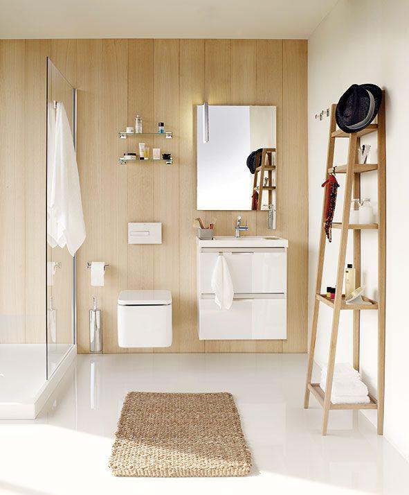 Muebles de ba o de dise o asequibles b box de bath for Colgador toalla bano