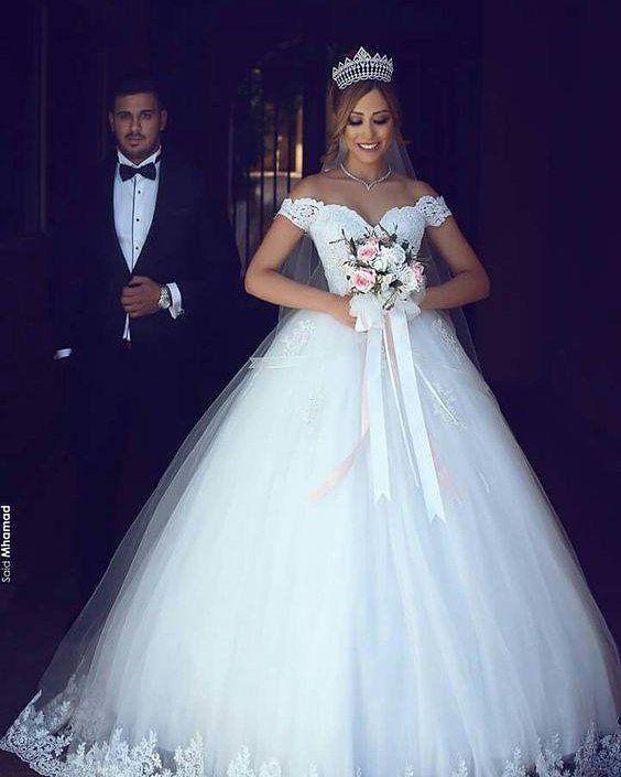 Nossa Que Noiva Mais Linda Parece Uma Princesa De Tão