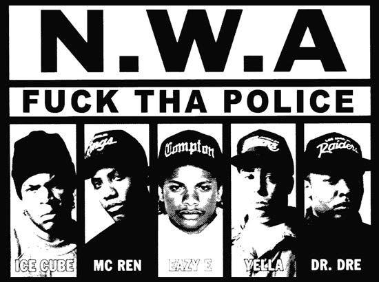 Fuck Police Brutality Lyrics