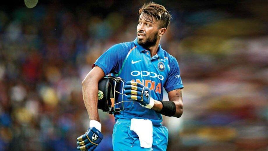 Hardik Pandya In 2020 India Cricket Team Cricket Teams Cricket Logo