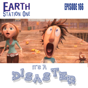 Disaster strikes the station!  ESO fights for survival against impossible odds with author Lisa M. Collins and reminisce about some of greatest disaster stories of all time. Despite the station falling apart around us, we strap writer Drew Leiter in The Geek Seat & talk to Knoxville Comic & Anime Show's Marc Ballard. Don't worry, ESO will survive! Uh, any listeners out there spare some duct tape?  Join us for Earth Station One Podcast episode 166: It's A Disaster at www.esopodcast.com