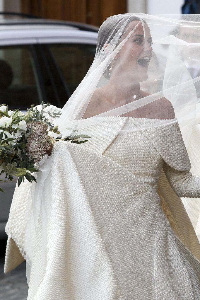 1 look at lady charlotte wellesleys wedding gown and it will 1 look at lady charlotte wellesleys wedding gown and it will invade your daydreams for weeks sciox Choice Image