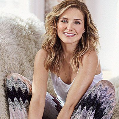 Sophia Bush talks to Health magazine about being good to oneself, seizing the day, and following your heart.