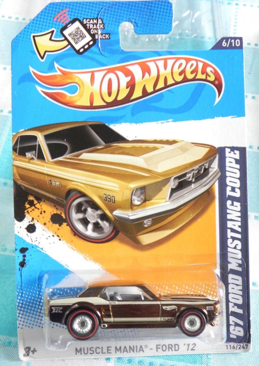 67 ford mustang coupe 2016 hot wheels ford performance series hw collection pinterest 67 ford mustang ford mustang coupe and mustang coupe