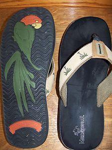 d72615bf1 MARGARITAVILLE women s size 8 flat flip flop thong sandal shoes ...