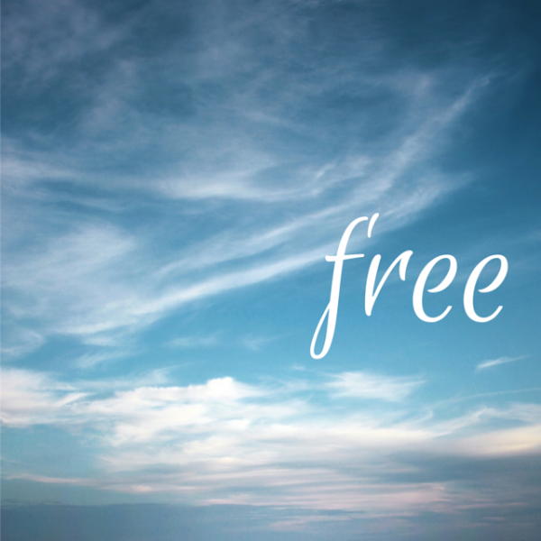 Five Minute Friday :: Free