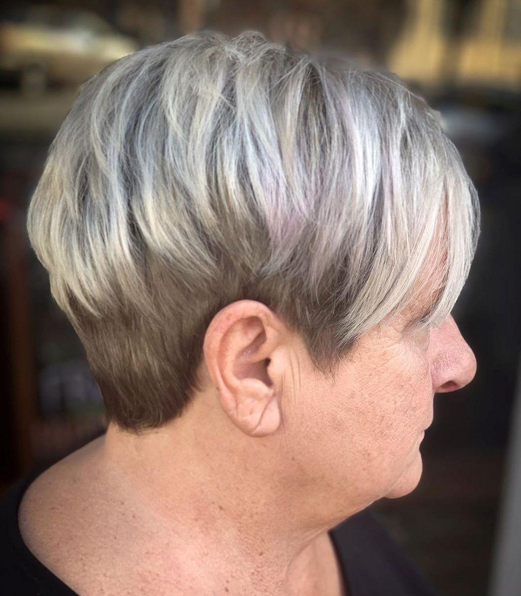 50 Wonderful Short Haircuts for Women Over 60 - Hair Adviser