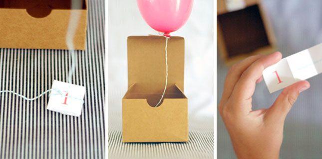 25 Super Creative Invitations Balloon invitation Creative and