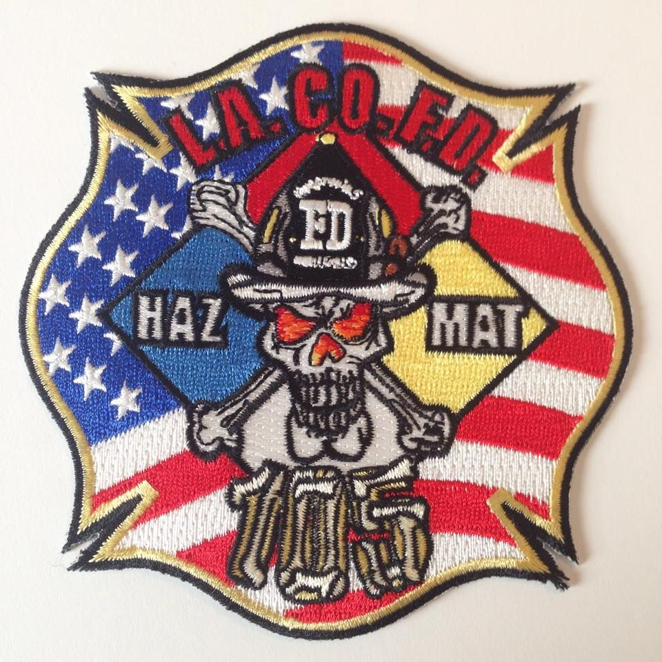 Chicago Fire Department Engine Company 106 Patch Illinois IL