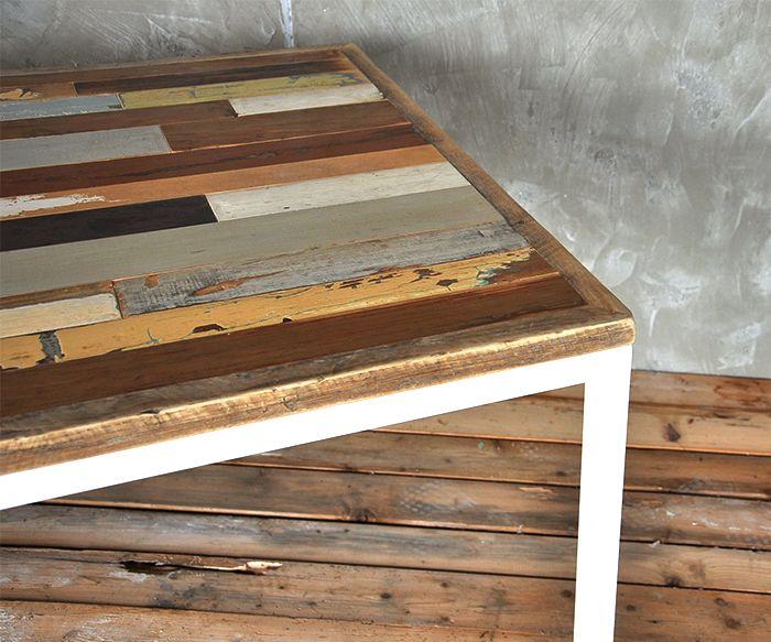 Credenza Industrial Fai Da Te : Tavolo colore prodotti tavoli interior design recupero sestini e