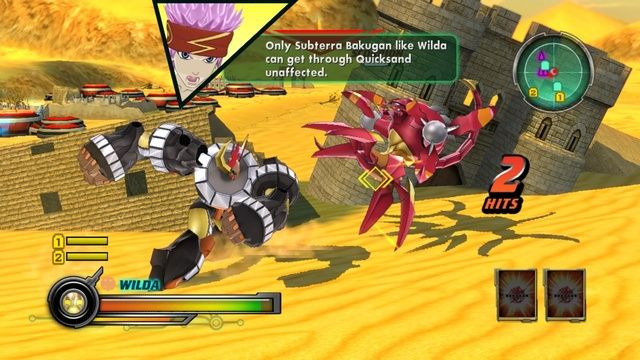 Bakugan Defenders Of The Core Screenshot Bakugan Battle
